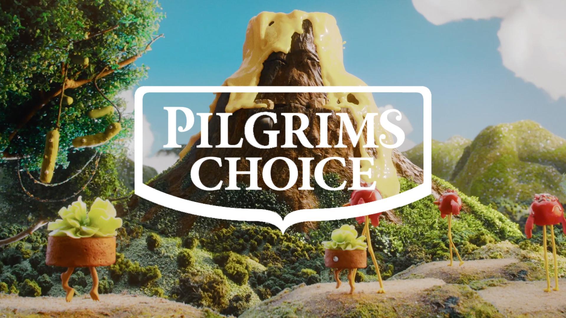 Pilgrims choice